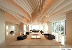 LET'S STAY: Cool Ceiling Design Ideas