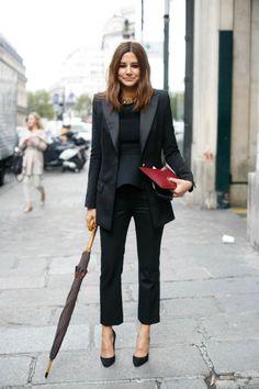Christine Centenera at Paris Fashion Week #pfw #paris #christinecentenera