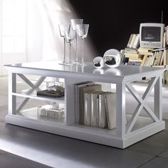 Infinita Corporation Halifax Coffee Table & Reviews | Wayfair