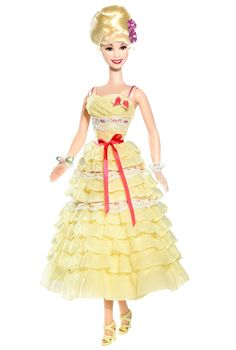 Grease® Frenchy Barbie® Doll (Dance Off) - pink label