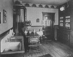 1900 Kitchen | The perfect kitchen | Early 1900s Kitchens