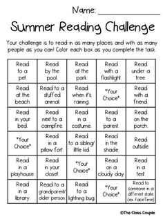 Free reading challenge to avoid the summer slide! Reading Bingo, Reading Club, Kids Reading, Reading Activities, Reading Logs, Free Reading, Read A Thon, Reading Incentives, Reading Projects