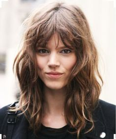This rock chick chic 'do is known as the shag, and searches for it are up 37%.