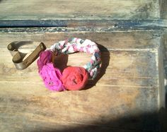 Bracelet three sisters by recyclingroom on Etsy, $18.00