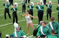 Kylie Marshall University Feature Twirler