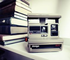 The Amigo 620 Polaroid Camera