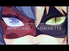 Miraculous Ladybug Cómic en español // MariChat - Adrinette // - YouTube