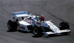 1983 GP USA (Long Beach) RAM March 01 - Ford (Eliseo Salazar)