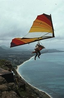Add this to the list too lol..Hang Gliding. Ever since Rio, I've been wanting to do this!