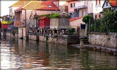 Combarro, Poio, Galicia.