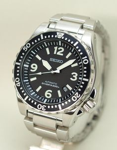 Seiko SPORK Diver (Model SRP043)