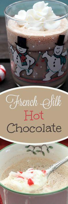 French Silk Hot Chocolate, Recipe Treasures