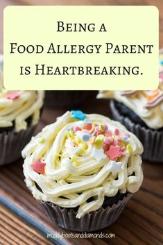 Being a food allergy parent is a challenge and heartbreaking at times. for us, it's EGGS. Egg Allergy, Peanut Allergy, Milk Allergy, Allergy Free, Nut Free, Dairy Free, Non Dairy Butter, Kids Allergies, A Food