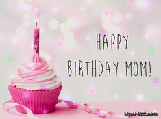 Happy Birthday Mom Gifs - animated gif images for mommy from son or daughter. Cute, beautiful, sentimental, heart and funny birthday gifs for mother. Happy Birthday Mom Message, Happy Birthday Mom Images, Happy Birthday Wishes For A Friend, Happy Birthday Mother, Mom Birthday Quotes, Happy Birthday Funny, Singing Happy Birthday, Birthday Messages, Happy Birthdays