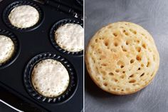 'Snow Cakes' - the new Kmart Pie Maker baking trend you need to know about! Easy Cooking, Cooking Recipes, Bread Recipes, Crumpet Recipe, Mini Pie Recipes, Jelly Cake, Crumpets, Mini Pies, Food To Make