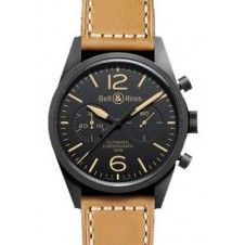 Bell & Ross 126 Heritage Chronograph