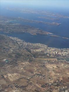 Malta 2017 Malta Island, Airplane View, Grand Canyon, Nature, Travel, Naturaleza, Viajes, Destinations, Grand Canyon National Park