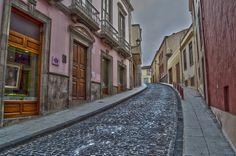 Calles de #LaOrotava, isla de #Tenerife #IslasCanarias
