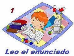 AUTISMO Y EDUCACIÓN: PASOS A SEGUIR PARA RESOLVER UN PROBLEMA MATEMÁTIC...