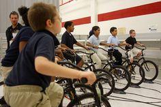 Bicycle breakthrough: Nine13 Sports inspires active kids