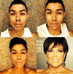 Quite Possibly The Greatest Makeup Transformations You'll See Today! - 16 Pics