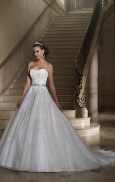David Tutera 213254 by David Tutera for Mon Cheri