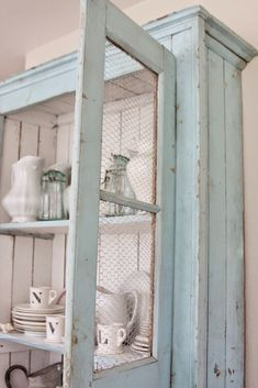 shabby chic kitchen designs – Shabby Chic Home Interiors Baños Shabby Chic, Cocina Shabby Chic, Shabby Chic Kitchen, Shabby Chic Homes, Country Farmhouse Decor, Farmhouse Chic, Country Kitchen, Country Chic, Farmhouse Ideas