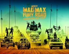 Which 'Mad Max: Fury Road' Character Are You? Mad Max Fury Road, Mad Max Poster, Zimbio Quizzes, Mad Max 2, Free Fonts Download, Font Free, Personality Quizzes, Fun Quizzes, Brush Font