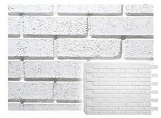 Regency Contempo Brick Glacier Panel Faux Panels, Brick Paneling, Brick Facade, Classic House, Regency, Make It Simple, Tile Floor, Design Ideas, House Design