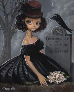 Bob Doucette - Sympathy For Poe