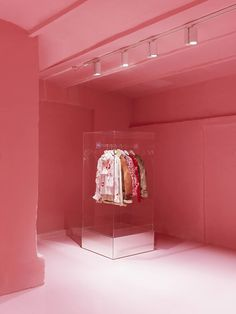 Pink Big: Normann Copenhagen's reborn flagship store is a gargantuan voyage of design discovery...