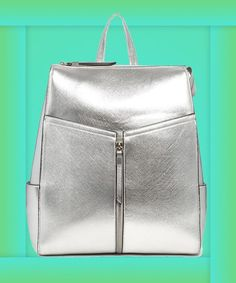 Backpacks For The Office - Work Bags | Backpacks are normally thought of as casual, but with this season's sleek options, you can actually pull off for work. Here are our favorite styles. #refinery29 http://www.refinery29.com/72204