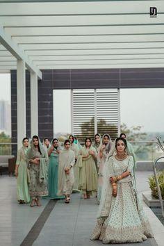 Kochi, Wedding Film, Bridesmaid Dresses, Wedding Dresses, Kerala, Muslim, Wedding Photography, Tops, Fashion