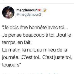 """citations 🥀🦂 on Instagram: """"À 3h du mat je repense à toi"""" commente si quelqu'un te manque @msgdamour ✍🏾💔"""" #amsgdamour #citations #commente #instagram #manque #mat #msgdamour #quelqu #quelquun #repense #toi"""