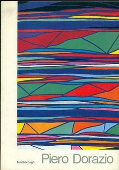 DORAZIO Piero, Piero Dorazio. Paintings and Collages 1971-1972. London, Marlborough Gallery, 1973.