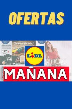 Esmara®, Parkside® son alguna de las marcas que te esperan estos días en los supermercados LIDL con la sección de bazar