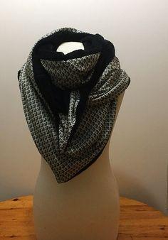 7754e128907 Maxi chèche foulard polaire châle