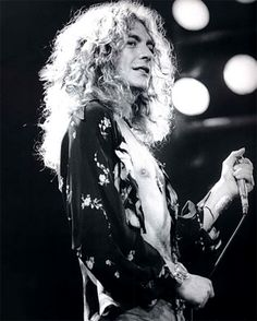 ♪...going to California with an aching in my heart...♪ Robert Plant * LED ZEP