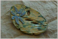 Flower soap dish