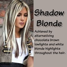 40 gorgeous gray hair styles ideas this year 12 White Blonde Highlights, Hair Color Highlights, Grey Hair Lowlights, Grey Blonde, Blonde Streaks, Hair Color And Cut, Cool Hair Color, Hair Colors, Cool Hair Dyed