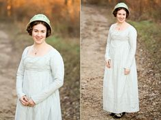 Mode de Lis: Regency She looks just like Elizabeth Bennet!