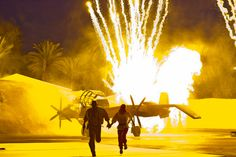 Watch blazing special effects and movie-making magic during the Indiana Jones Epic Stunt Spectacular! in Disney's Hollywood Studios at the Walt Disney World Resort