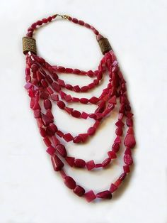 www.chryssacreations.gr Show Magazine, Jewellery Exhibition, Fashion Show, Beaded Necklace, Photoshoot, Jewelry, Beaded Collar, Jewlery, Pearl Necklace