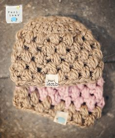Puffy Preemie Hat Pattern - free crochet pattern. Another easy-to-work- 2a3f1085fd