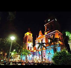 Santa Cruz, Bolivia Catedral