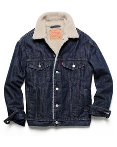 The Want: Five Sherpa-Lined Denim Jackets | GQ