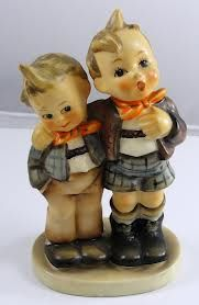 pictures of hummel figurines - Google Search