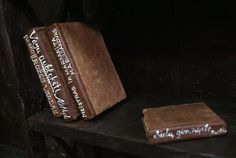 Chocolate books...if only