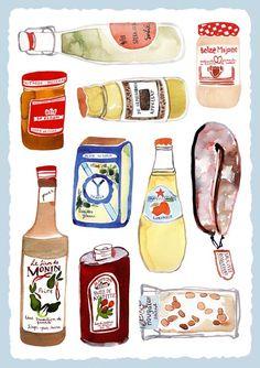 Food Products - Bodil Jane (Sterk in eten, Amsterdam)