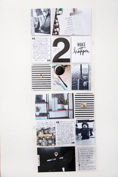 Plans for Project Life 2015 | scrapbook